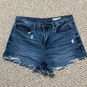Blank NYC pin up shorts
